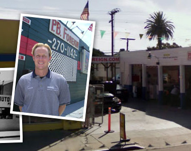 Family Owned and Operated San Diego Auto Repair Shop